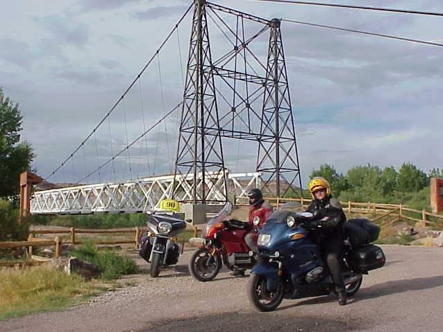 Dewey Bridge, UT