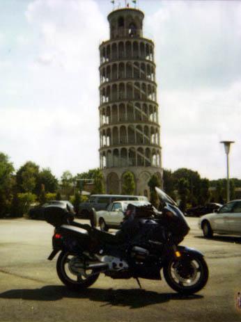 Tower of Pisa, Niles Illinois