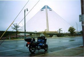 Mermphis Pyramid